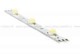 Neoled MODUL POWER LED HELILINE 3X1W 350mA 200lm 150st. červená