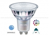 Philips MASTER LEDspot  VALUE GU10 60° 4.9W 2700K 355lm stmívací