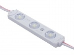UNiLED modul LED MLS-3 0,72W 12V DC 523nm  IP65 zelená