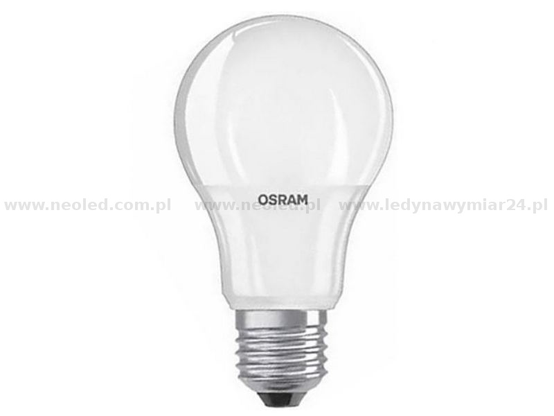 OSRAM VALUE LED žárovka 10W-75W 2700K 1060lm