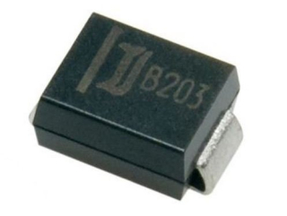Diotec IC LED DRIVER LINEAR CL 20M45 20mA/45V SMB