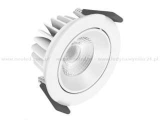 OSRAM spot Fire-Proof 7W 3000K 230V IP65 530lm