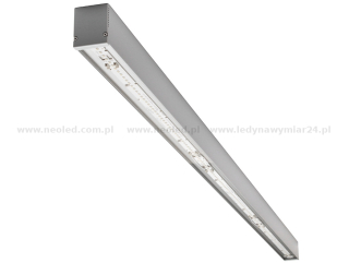 NeoLED LINEO-172FT 110W 14364lm 3000K bílá teplá FORTIMO PHILIPS LED