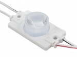 UNiLED modul LED SLIM 125lm  10ºx60º 1,32W 12V DC 7000K IP67