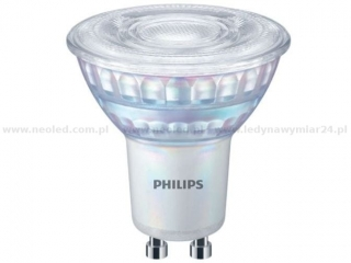 Philips MASTER LED spot Value GU10 6,2-80W 940 4000K 36D 575lm CRI