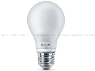 Philips LEDClassic žárovka E27 7-60W WW 230V A60 ND 1CT/10